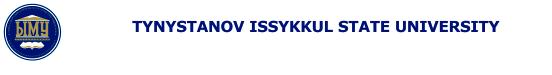 Tynystanov Issykkul State University